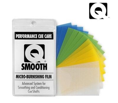 Набор микробумаги для полировки кия Q Smooth