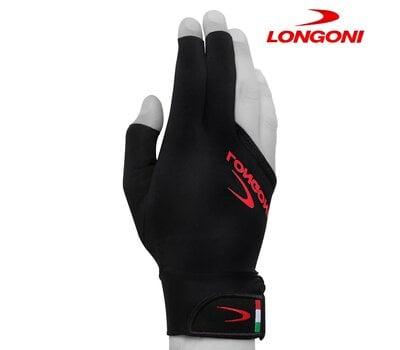 Перчатка Longoni Black Fire 2.0 L (для левши)