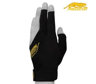 Перчатка Predator Second Skin черно/желтая