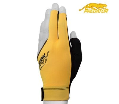 Перчатка Predator Second Skin желтая