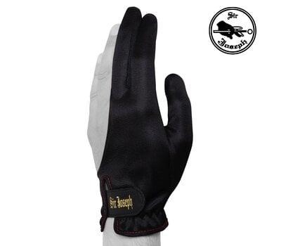Перчатка Sir Joseph De Luxe Velcro черная