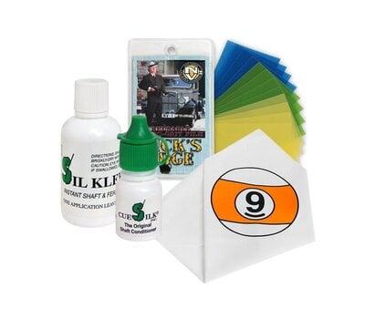 Набор средств по уходу за кием Cue Silk Kit
