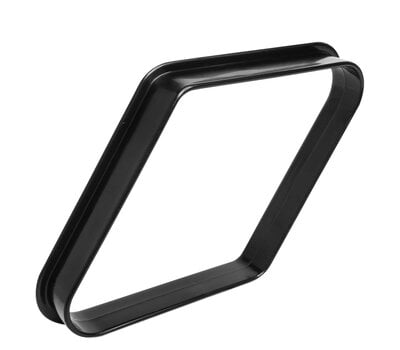 Ромб пластик черный ø57,2мм