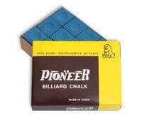 Мел Pioneer Blue 12шт