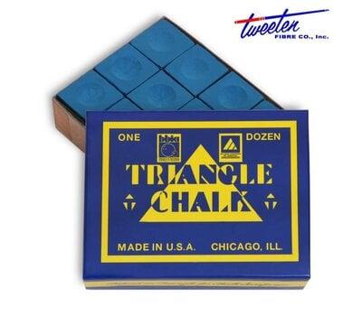 Мел Triangle Blue 12шт