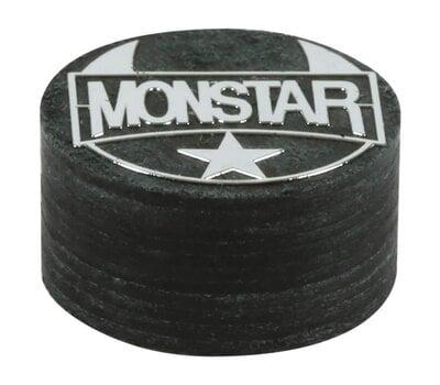 Наклейки для кия Monstar Black Medium