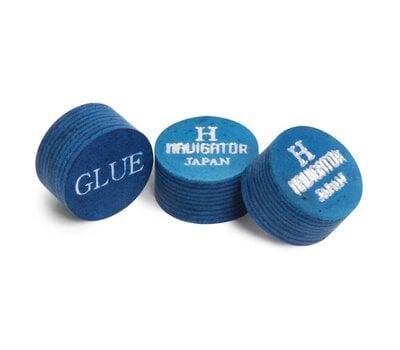 Наклейка для кия Navigator Blue Impact Snooker ø11мм H