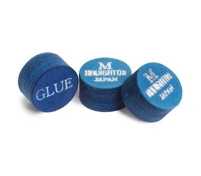 Наклейка для кия Navigator Blue Impact Snooker ø11мм M