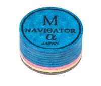 Наклейка для кия Navigator Alpha M