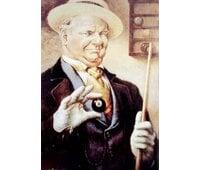 Постер №8 Billiard player