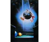 Постер Flying Eight