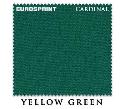 Отрез бильярдного сукна для стола 11 футов Eurosprint Cardinal