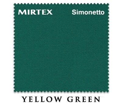 "Отрез бильярдного сукна для стола 12 футов Mirteks ""Simonetto"""