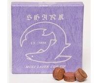 Наклейка для кия Shark H