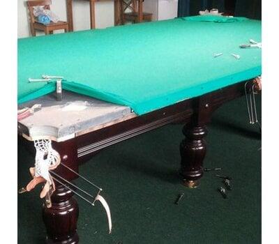 Перетяжка бильярдного стола 10-12 футов