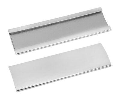 Триммер формовщик для наклейки металлический Tip Sander